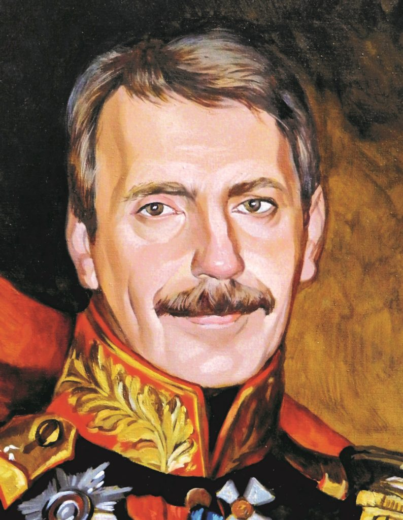 портрет маслом по фото Магнитогорск